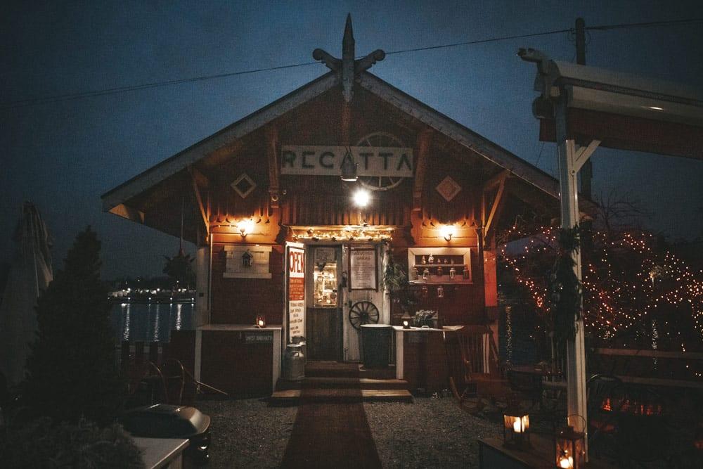 que faire Helsinki café Regatta