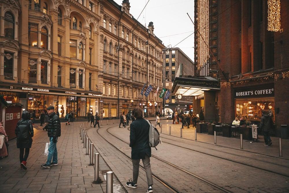 que faire en week end Helsinki ?