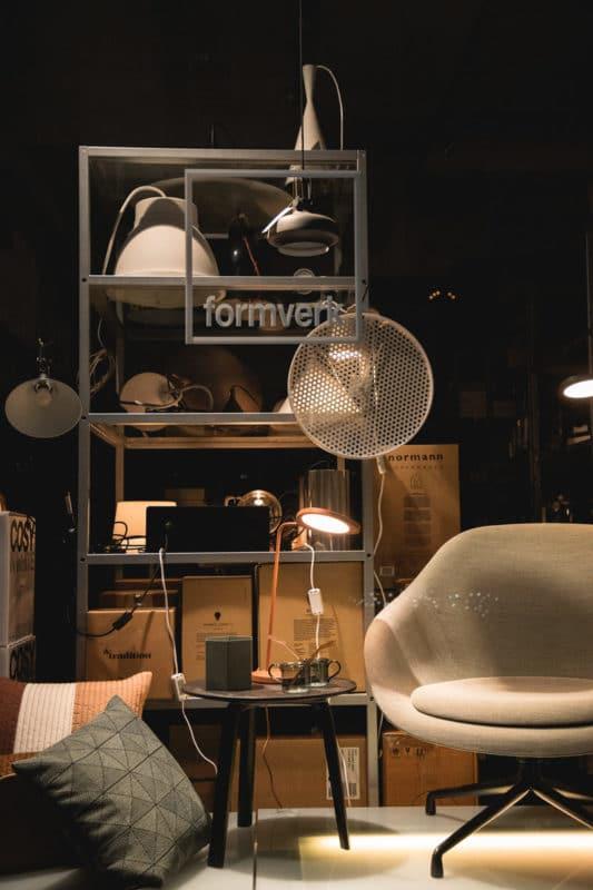 quel magasin design Helsinki ?