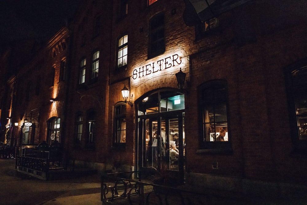 quel restaurant Helsinki tendance ?