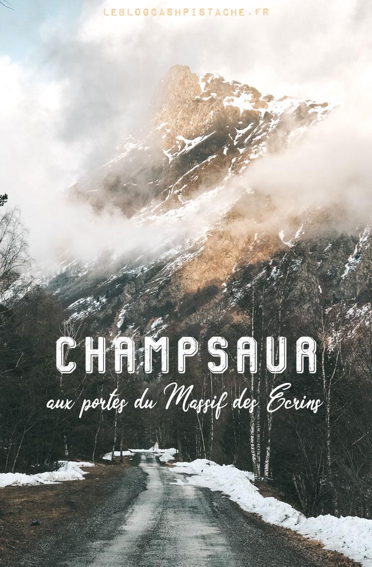 quelle vallée en Champsaur randonnées