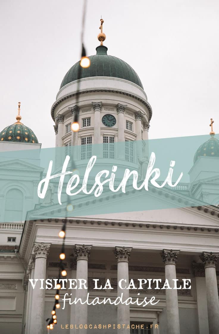 quoi faire et voir à Helsinki ?