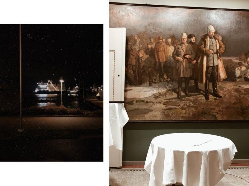 restaurant insolite Helsinki Kasino
