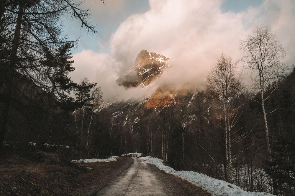 route Champsaur comment y aller