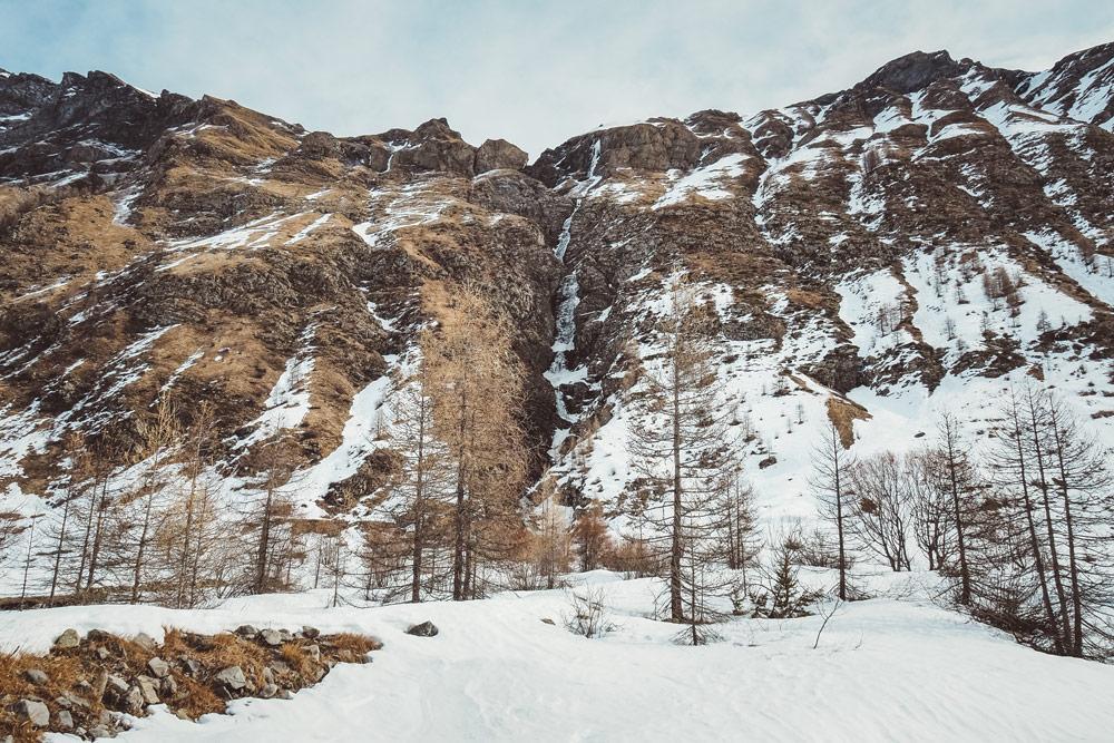 vallée de Prapic Drac noir Champsaur