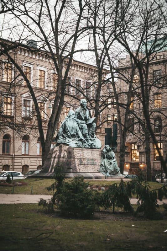 visiter art musées Helsinki