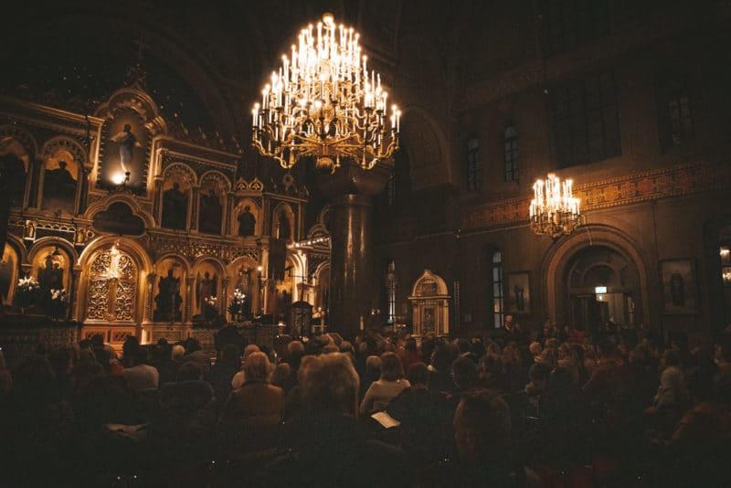 visiter cathédrale Uspenski Helsinki