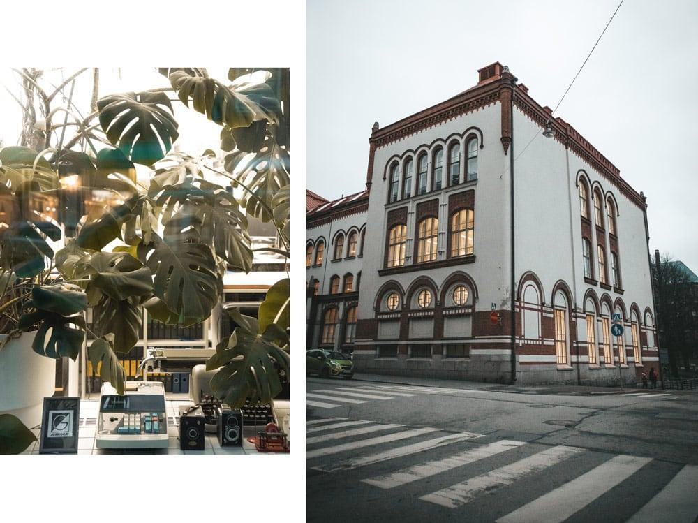 voyage Helsinki capitale du design