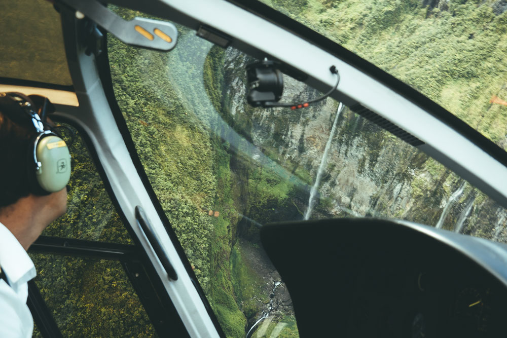 comment voir panorama gouffre île Réunion