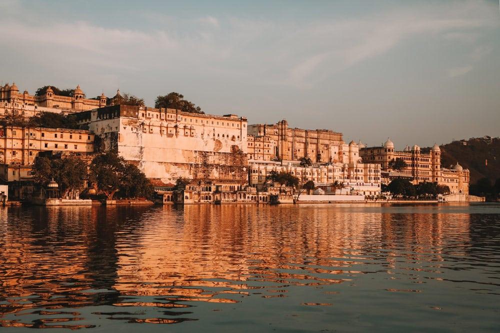 étape road trip Inde Udaipur au Rajasthan