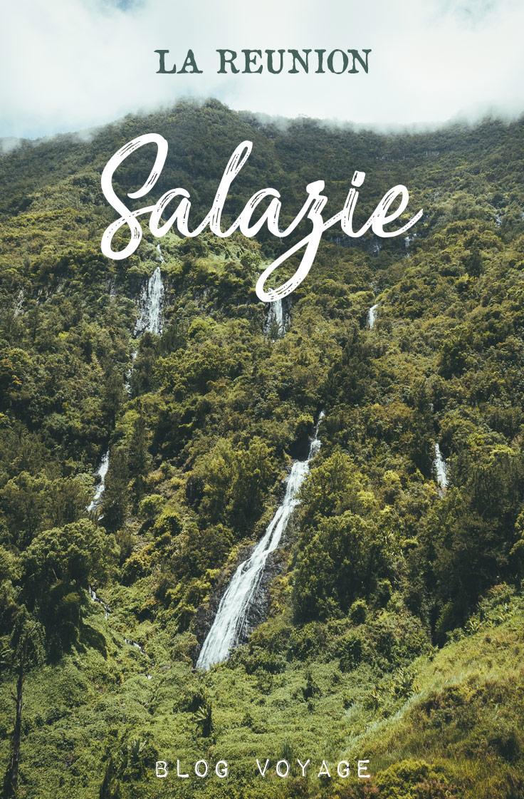 explorer cirque Salazie randonnées