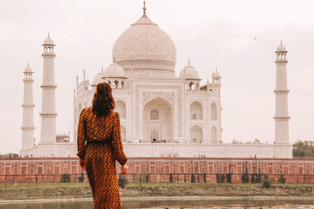 incontournables Inde voyage Taj Mahal