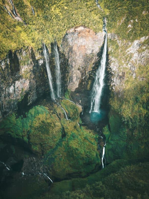 le plus bel endroit île de la Réunion