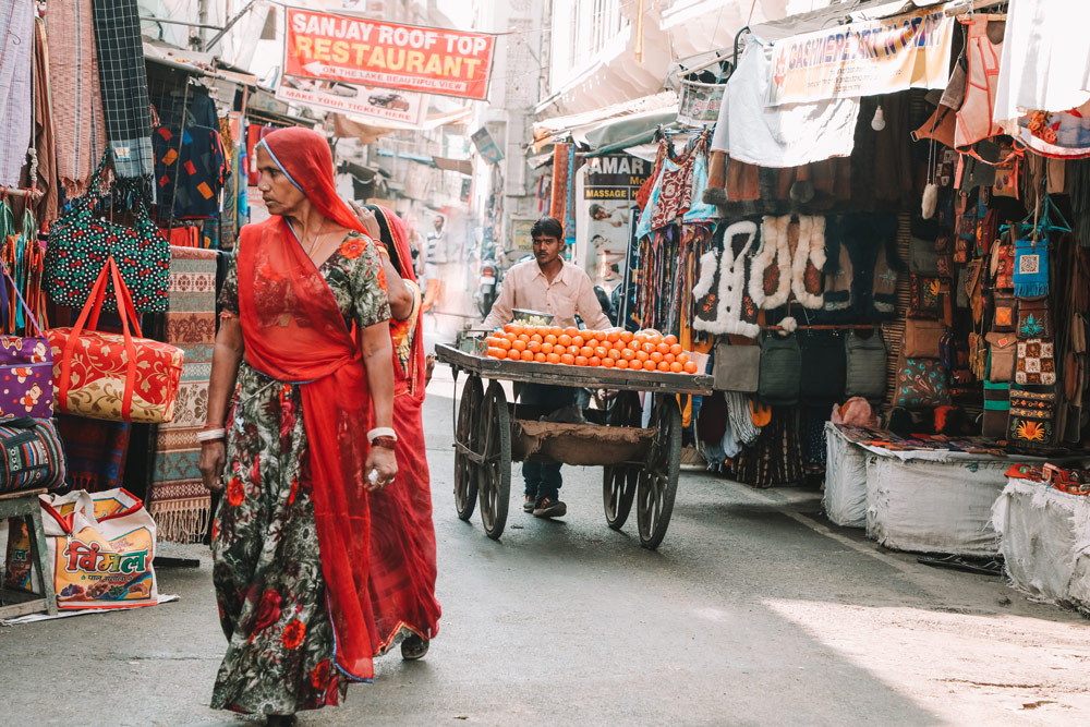 les plus belles villes du Rajasthan voyage Inde