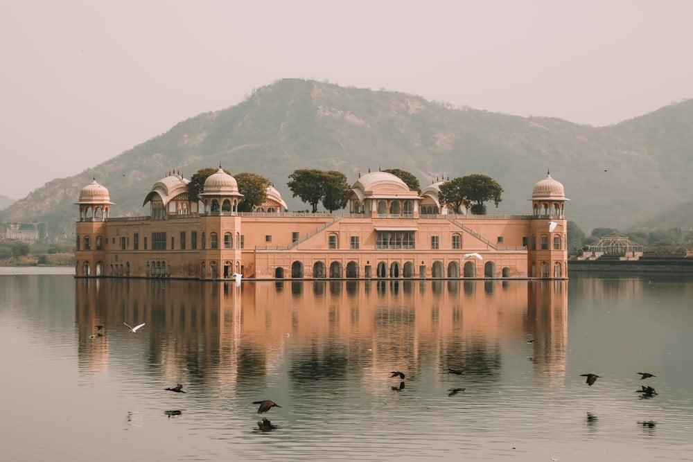 plus beaux couchers de soleil en Inde Rajasthan