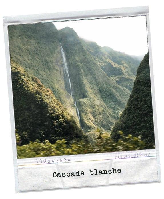 randonnée cascade blanche Salazie Réunion