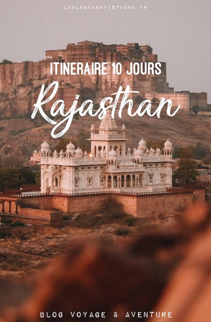 que faire au Rajasthan ?