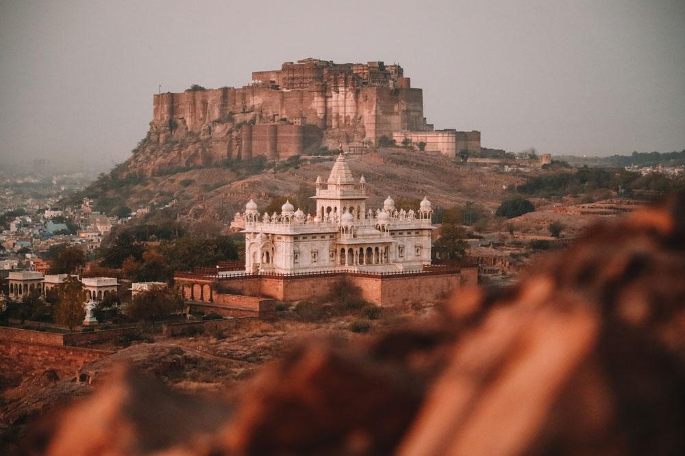 que faire en Inde monuments incontournables du Rajasthan