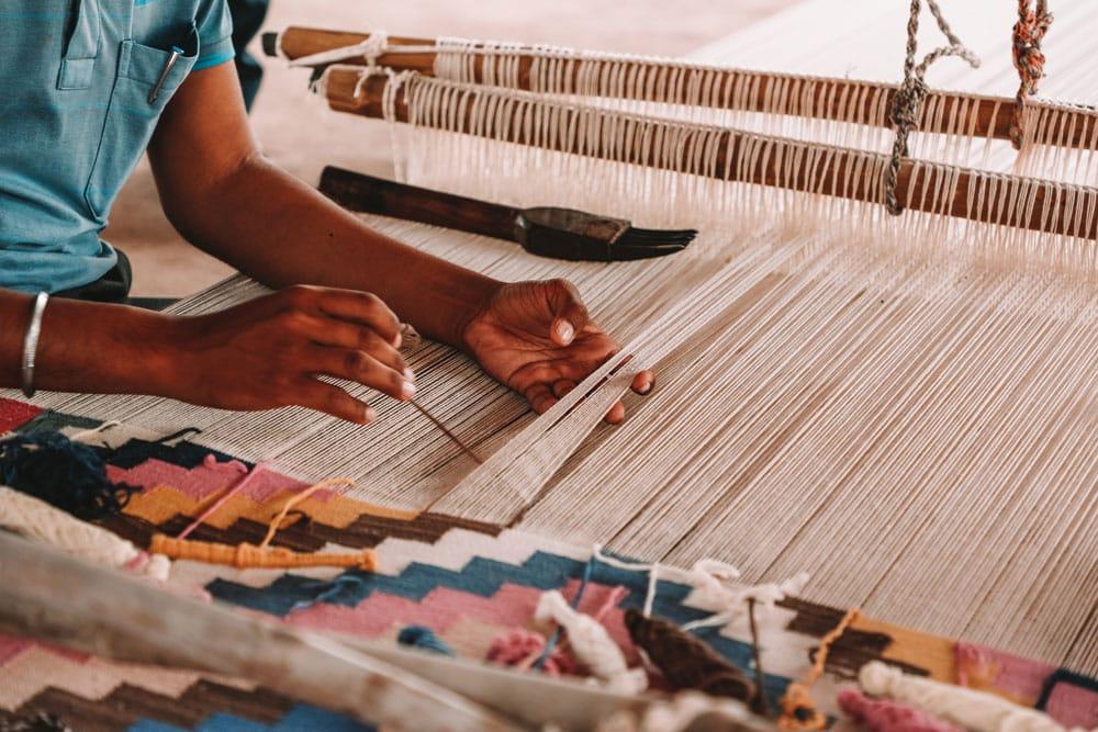 rencontre avec les Bishnois artisanat Rajasthan