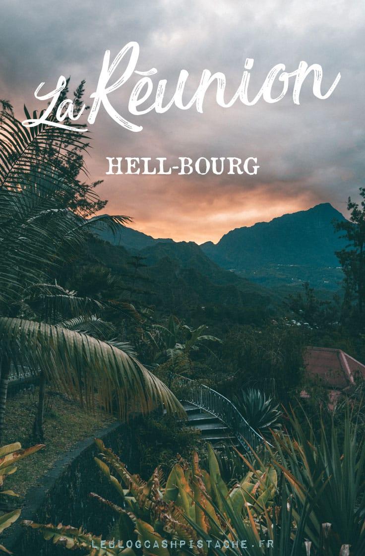 belle excursion Hell Bourg Réunion
