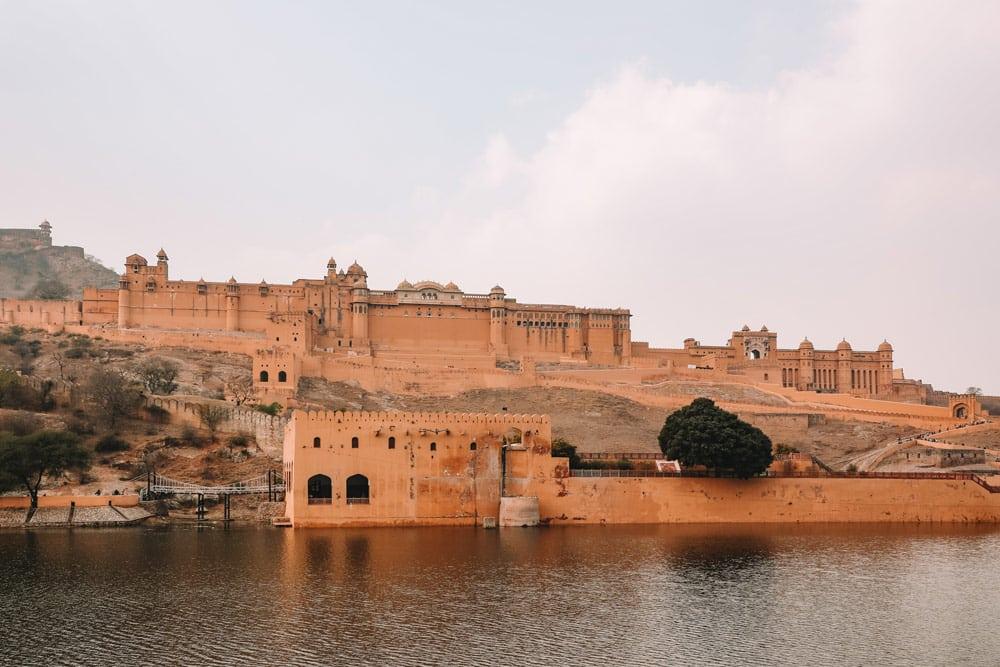 visite incontournable Inde Fort Amber Jaipur