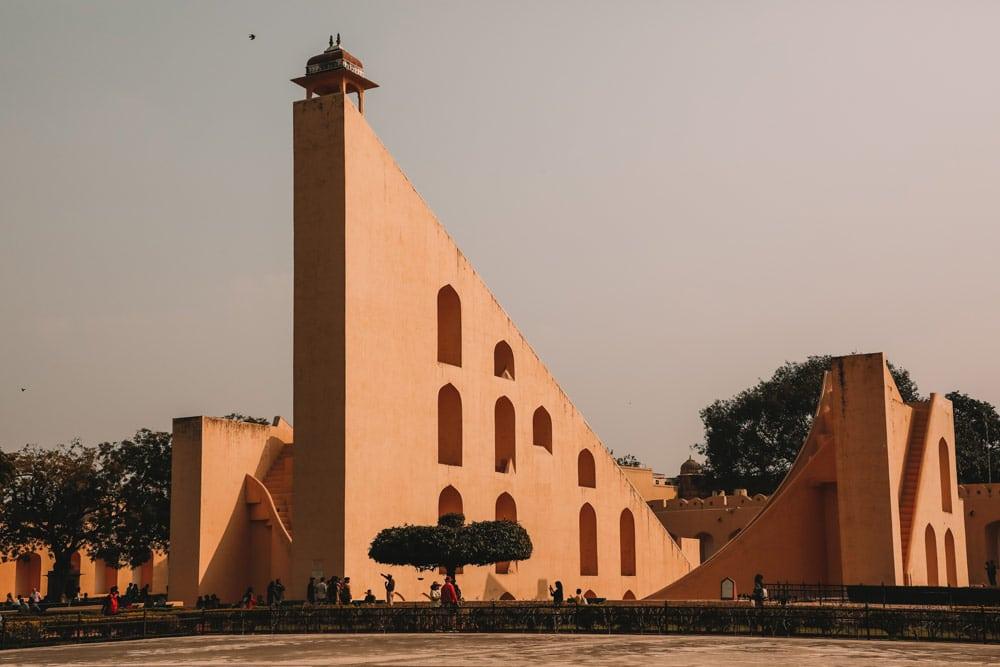 visiter observatoire astronomique Jaipur Yantra Mandir Rajasthan