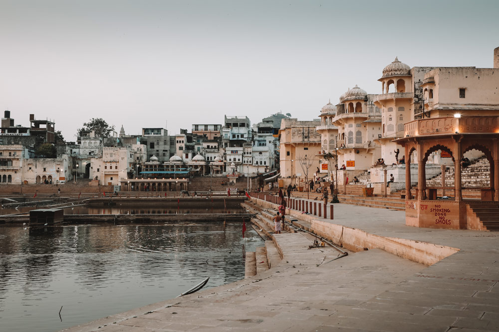 visiter Pushkar étape incontournable