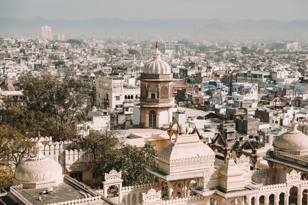 visiter Udaipur ville blanche Inde Rajasthan