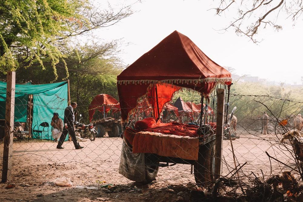 voyage Inde meilleur itinéraire Rajasthan