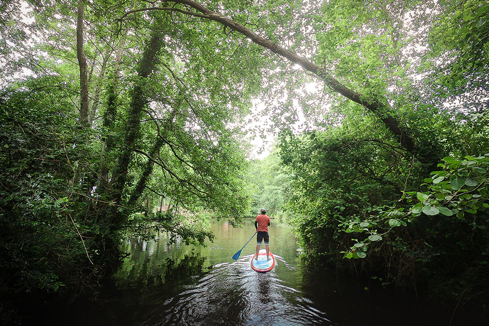 activités outdoor France Landes