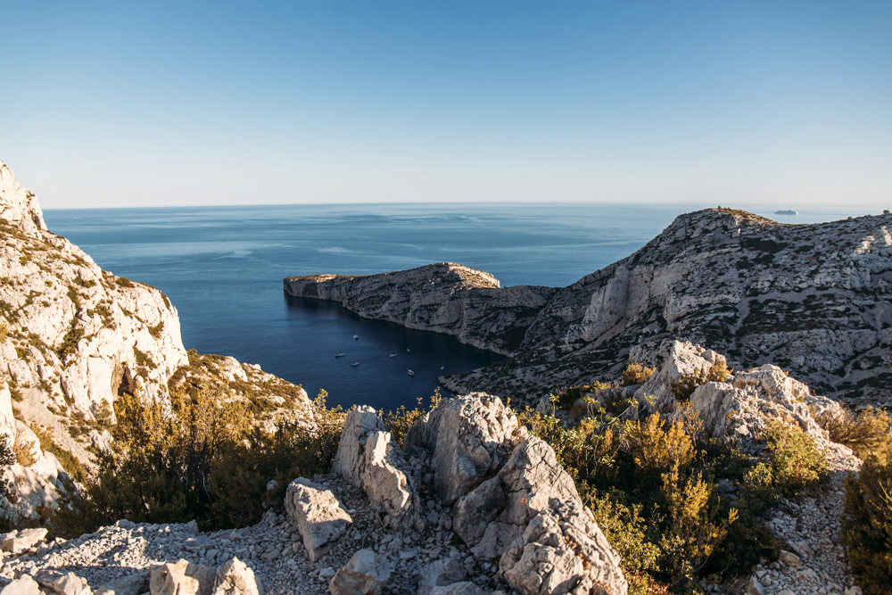 best of Sud France calanques Marseille