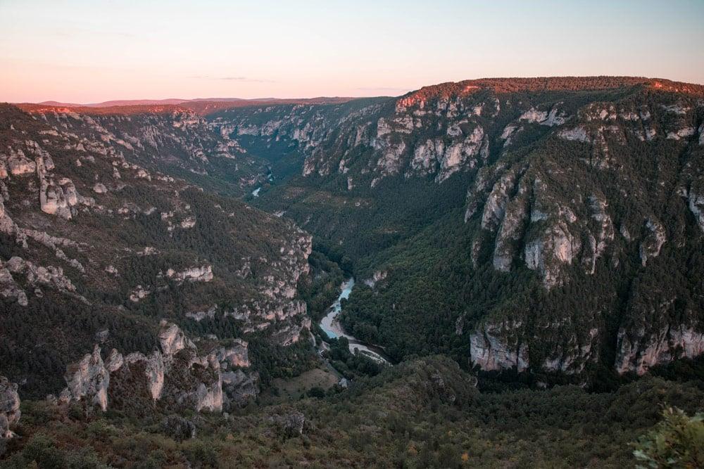 lieux incontournables Gorges du Tarn