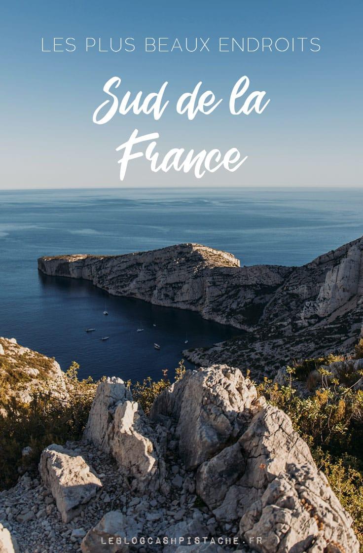où partir dans Sud de la France ?