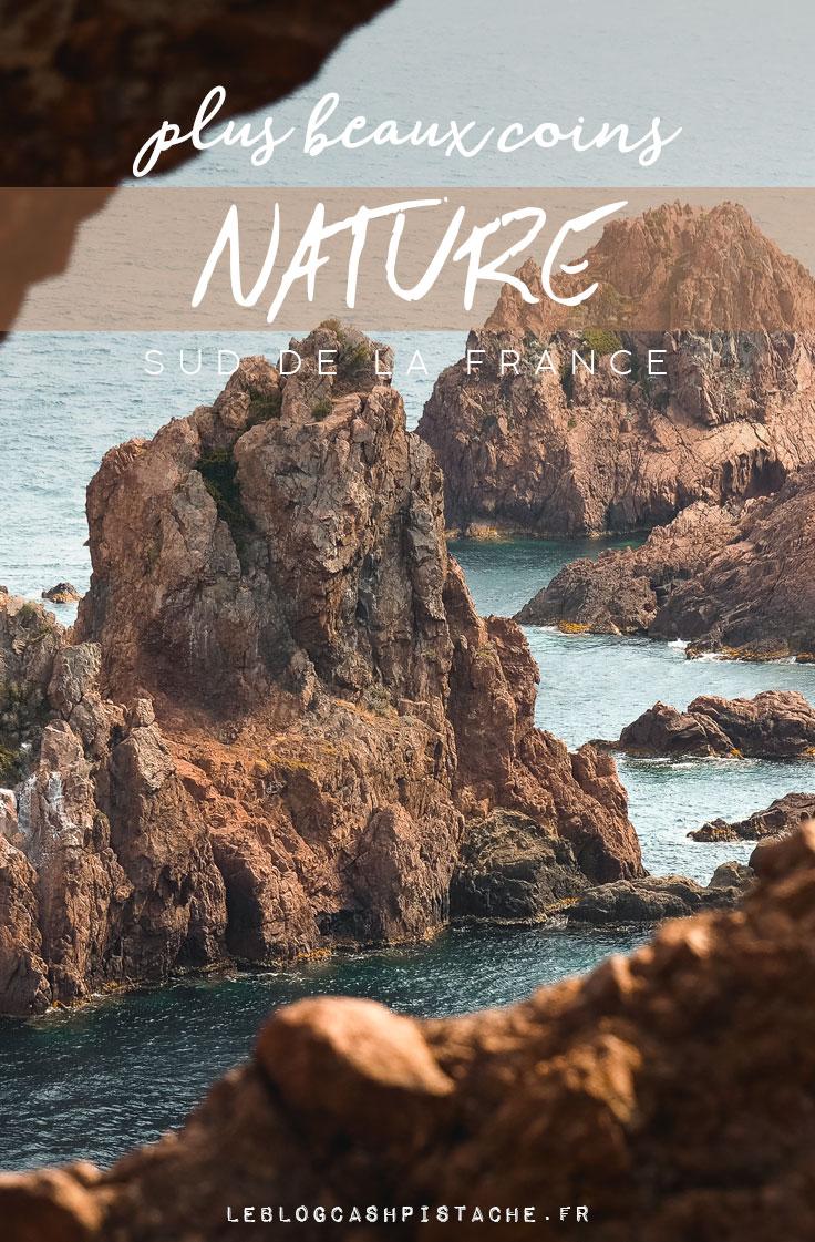 partir en nature dans sud France