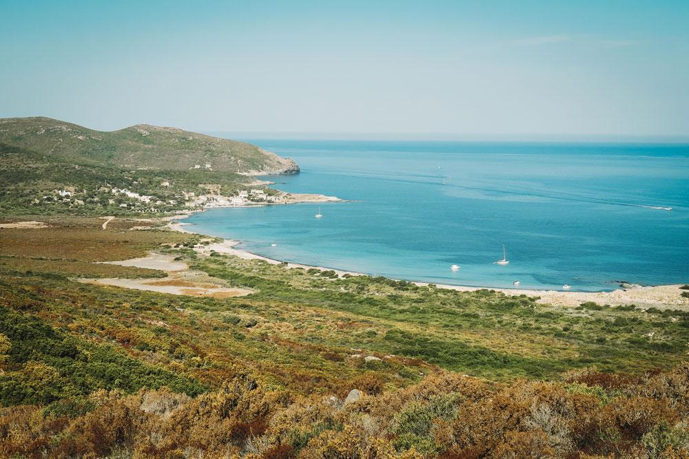 plages paradisiaques Cap Corse France