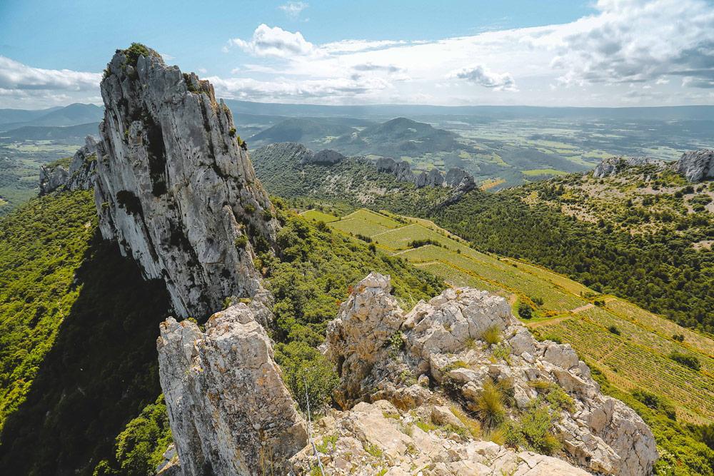 plus beaux coins du Sud Dentelles Montmirail Onmetlesvoiles