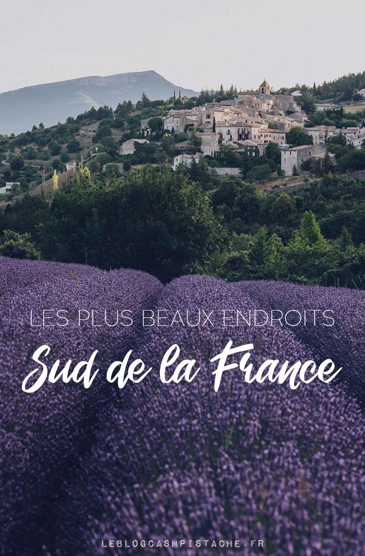 plus beaux lieux sud France