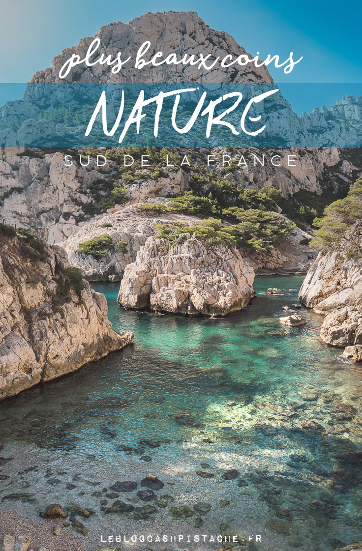 plus beaux paysages naturels sud France