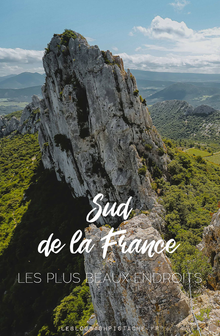 plus belles destinations sud de la France