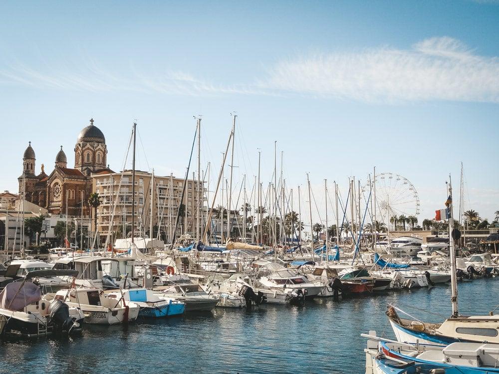 plus belles vacances Sud de la France Côte d'Azur
