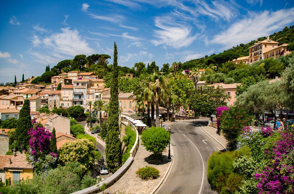 vacances Côte d'Azur découvrir Bormes les Mimosas