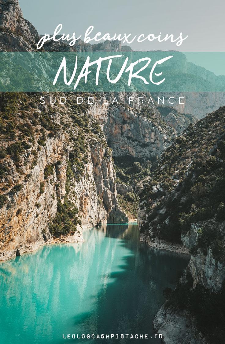 vacances nature dans sud France