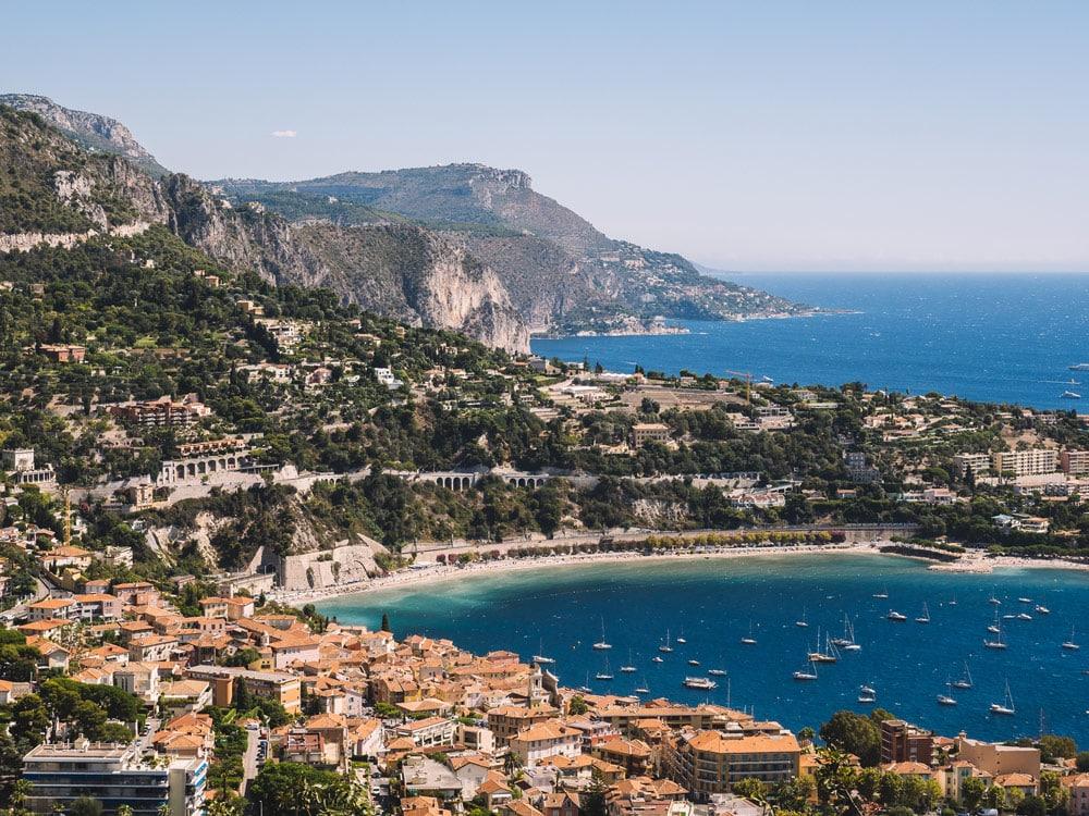 visiter Côte d'Azur entre Nice et Monaco Worldelse