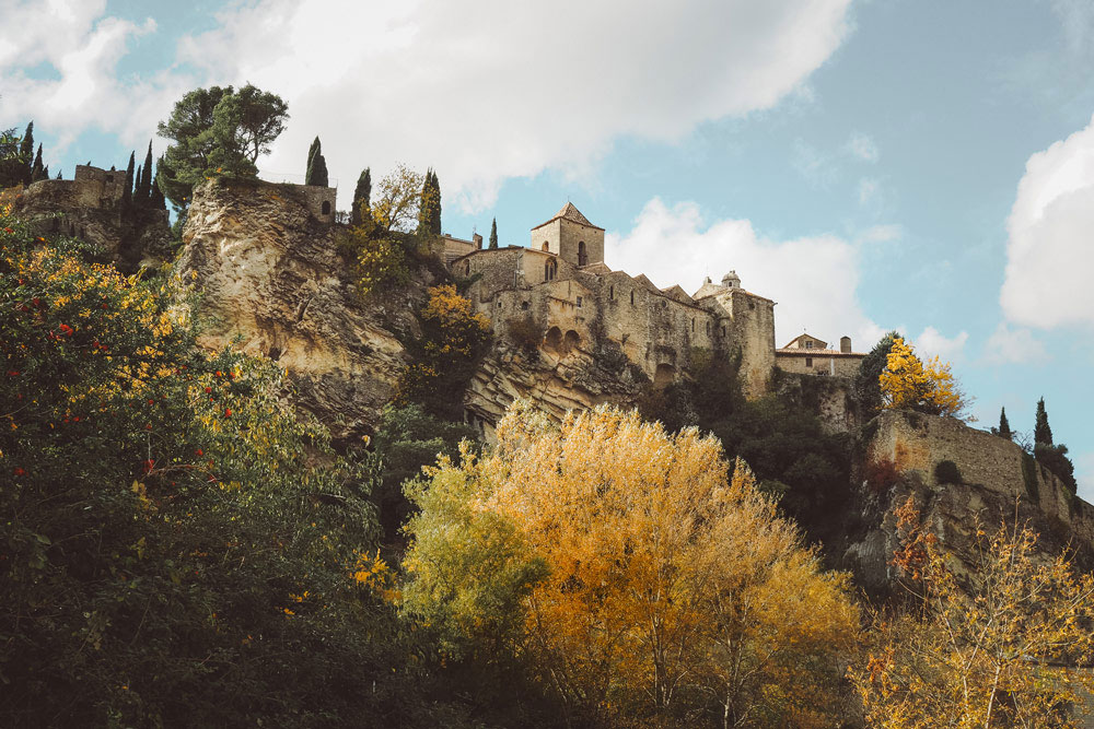 beaux villages Vaucluse Provence