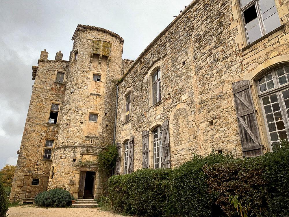 Bruniquel châteaux Tarn et Garonne