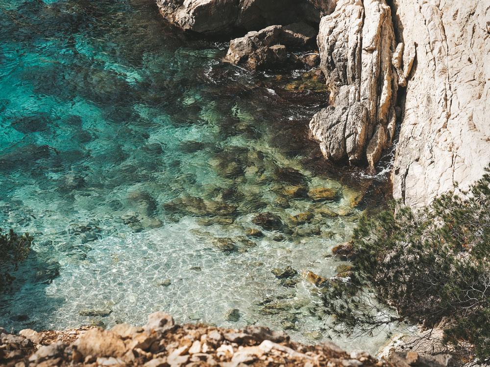 conseils pour réussir visite calanques Marseille Cassis