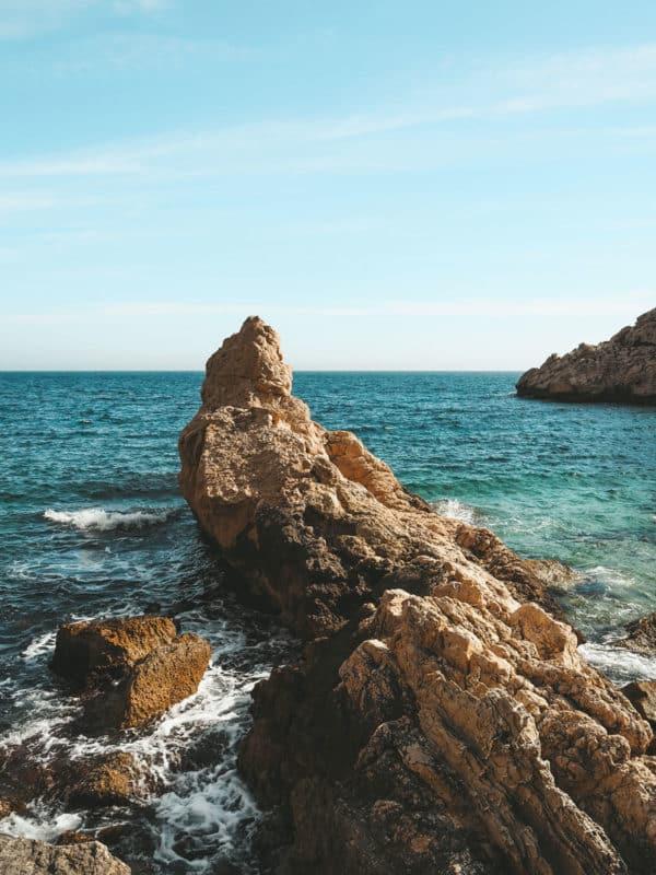 conseils pratiques calanques de Marseille randonnée