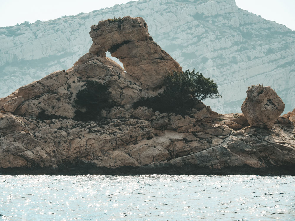 croisières dans les calanques de Marseille