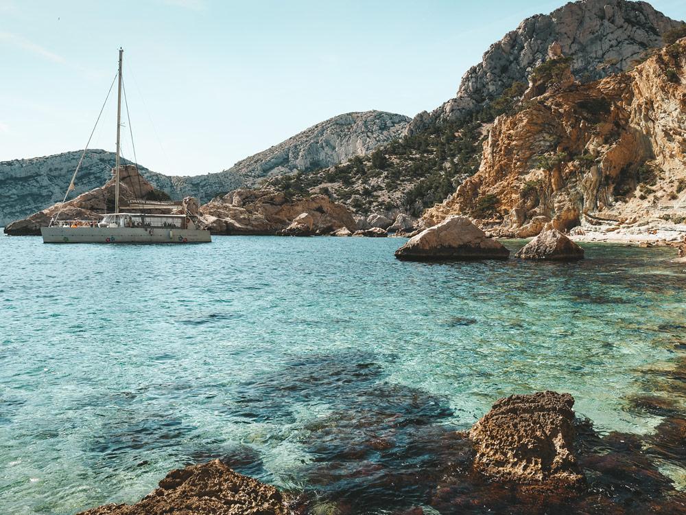 les plus belles calanques de Marseille