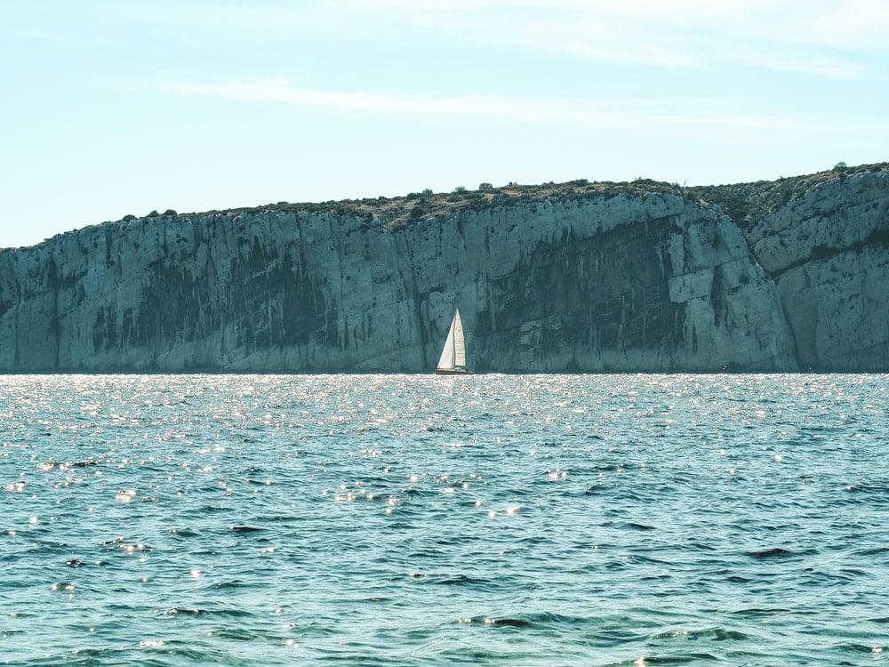les plus belles criques des calanques Marseille